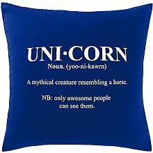 Hippowarehouse Unicorn meaning Printed bedroom