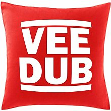Hippowarehouse Vee dub Printed bedroom accessory
