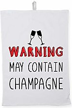 Hippowarehouse Warning May Contain Champagne