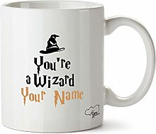 HippoWarehouse You're a Wizard Your Name Gold
