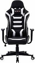 Hironpal Black Ergonomic PC Gaming Racing Chair