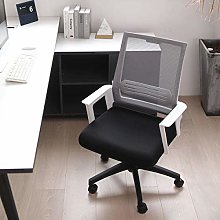 Hironpal Black Mesh Desk Chair Executive Computer