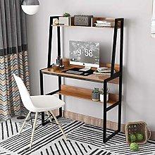 Hironpal Computer Desk Beech Wood Office Desk
