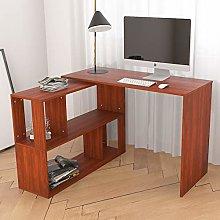 Hironpal Corner Computer Desk Home Office Desk