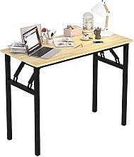 Hironpal Foldable Computer Desk, Small Desk