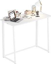 Hironpal Foldable Computer Desk Table Home Office
