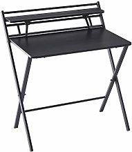 Hironpal Folding Computer Desk Home Office Table