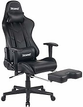 Hironpal Gaming Chair with Footrest, Home Office