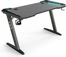 Hironpal Gaming Desk Corner Computer PC Table Home