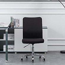 Hironpal Grey Office Chair Fabric Ergonomic Desk