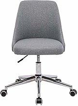 Hironpal Office Desk Chair Dining Chair Linen