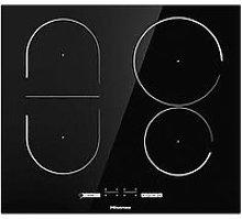 Hisense I6433C 60Cm Wide Induction Hob - Black