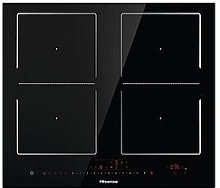 Hisense I6456C 60Cm Wide Induction Hob - Black