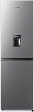 Hisense RB327N4AC1 Fridge Freezer - Silver