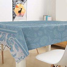 Hiser Rectangular Waterproof Tablecloths, Wipe