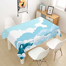 Hiser Tablecloth Wipe Clean, Table Cloth