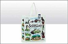 Historical Scotland Reusable Shopping Gift Bag