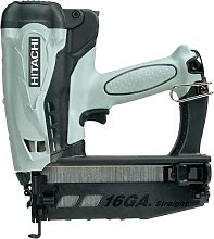 Hitachi HiKOKI NT65GS Cordless Gas Finish Nailer (