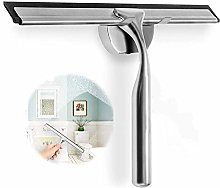 Hitopin Shower Window Squeegee, Stainless Steel
