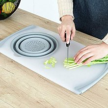 HJFGSAK Cutting Board Kitchen Table Flexible
