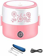 HJFGSAK Thermal Lunch Box 2-3 Layer Electric Lunch