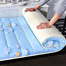 HJGHY Thicken Sleeping Pad, Foldable Futon