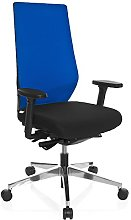 hjh OFFICE 608842 Office Chair PRO-TEC 700 Fabric