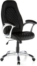 hjh OFFICE 621375 home office chair RACER DELUXE
