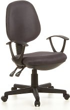 hjh OFFICE, 666120, Home office chair, swivel