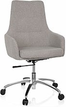hjh OFFICE 670922 desk chair SHAKE 100 fabric