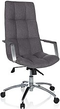 hjh OFFICE 670933 office chair SARANTO PRO fabric