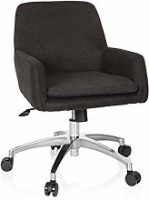 hjh OFFICE 670956 office chair SHAKE 400 fabric