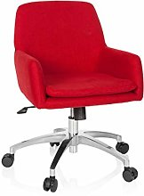 hjh OFFICE 670960 office chair SHAKE 400 fabric