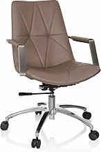 hjh OFFICE 670982 office chair SARANTO II faux