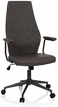 hjh OFFICE 685988 executive chair THEO HIGH faux