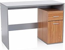 hjh OFFICE 705111 computer desk BASIX 105 x 50 cm