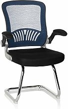 hjh OFFICE 706818 visitor chair FLYER PRO V mesh