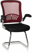 hjh OFFICE 706819 visitor chair FLYER PRO V mesh