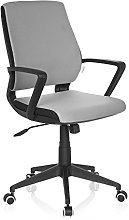 hjh OFFICE 719270 Office Chair ESTRA Black Fabric