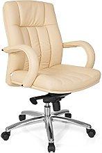 hjh OFFICE 724260 Executive Chair XXL G 100 creme
