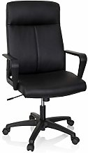 hjh OFFICE 738114 office chair LISSO faux leather