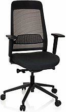 hjh OFFICE 790000 office chair CHIARO T1 BLACK