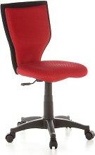 hjh OFFICE Desk, polyester, Red