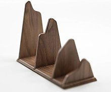 HJHJ bookend supports Wood Bookends,Book Ends For