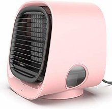HJHY Personal Air Cooler Conditioner Fan with 3