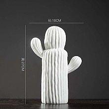 HJIKM Animal Sculpture Sculpture Decoration Cactus