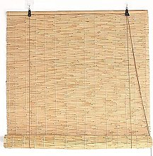 HJRD Natural Reed Window Blinds,Reed Curtain