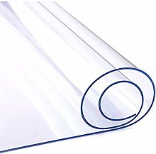 HJRD PVC Table Cloth, 0.5mm Rectangular