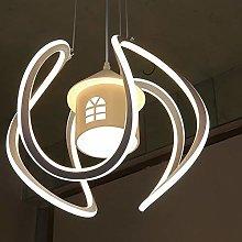 HJW Chandelier Ceiling Lighting Modern Adjustable