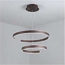 HJW Chandelier Pendant Light Ceiling Lamp Led